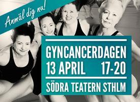 Gyncancerdagen 2015 Stockholm