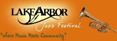 2015 Lake Arbor Jazz Festival All Weekend Pass