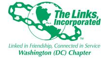 Washington, DC Chapter of The Links, Incorporated logo