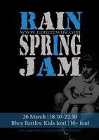 Rain Spring Jam | 2015