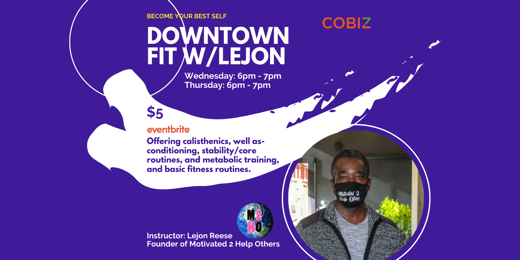 Downtown Fit with Lejon