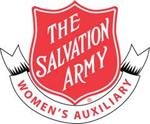 The Salvation Army Women's Auxiliary Spring Luncheon...