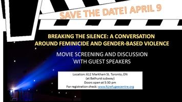 BREAKING THE SILENCE:  A CONVERSATION AROUND...