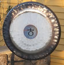 London Gong and Sound Bath Meditation logo