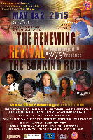 """""""The Renewing Revival: Submerged in His Presence (The..."""