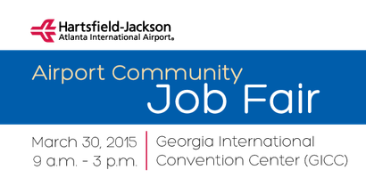 Airport Community Job Fair