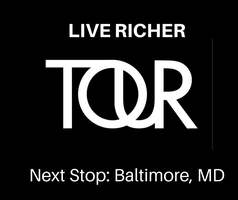The Budgetnista is Coming to Baltimore, MD : LIVE...
