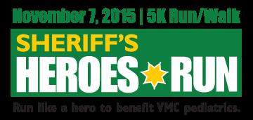 2015 Heroes 5K Run/Walk & Fun Run