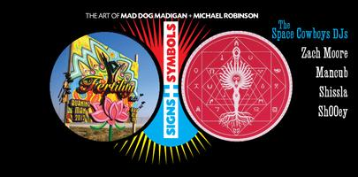 Signs and Symbols: The Art of Mad Dog Madigan and...