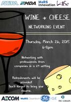 Wine & Cheese Networking