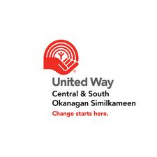 United Way of the Central & South Okanagan/Similkameen logo