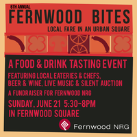 6th Annual Fernwood Bites