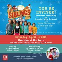 Ruby's Studio: The Siblings Show Premiere Screening...
