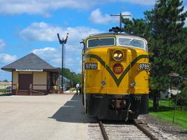 Train Ride (Diesel) 2015