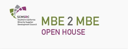 MBE 2 MBE Open House, hosted by Sensis Agency