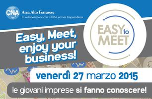 Easy to Meet - Area Alto Ferrarese
