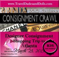 Designer Consignment Shopping Day in Atlanta