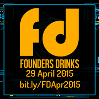 Founders Drinks April: Hacking UI/UX with Angela Ognev...