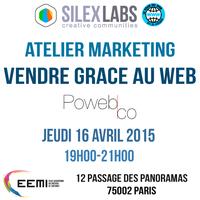 Atelier Marketing : Vendre grâce au Web