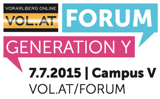 "VOL.AT Forum ""Generation Y"""