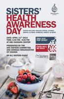 Sisters' Health Awareness Day