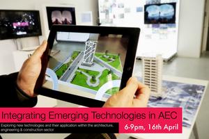 Integrating Emerging Technologies in AEC