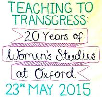 Teaching to Transgress: Twenty Years of Women's...