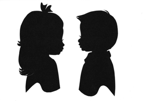 Two Little Monkeys- Hosting Silhouette Artist, Erik...