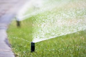 Irrigating with Water Conservatin in Mind (aka: Smart...