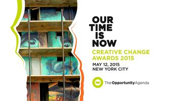 Creative Change Awards 2015