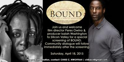 BOUND: Africans v African Americans - Film Screening /...