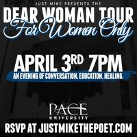 Dear Woman Tour & Workshop: New York