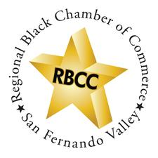 REGIONAL California Black. Chamber of. CommerceSFV  & Its. UNITED. PARTNERS logo