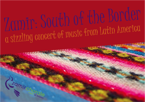 South of the Border - A sizzling concert of music from...