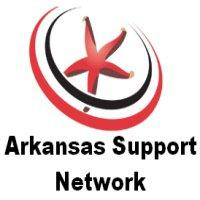 Arkansas Support Network logo