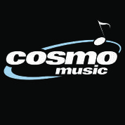 Cosmo Music - The Musical Instrument Superstore logo