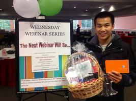 CSPD Wednesday Webinar Series - How Succeed in Life...