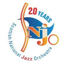Scottish National Jazz Orchestra logo