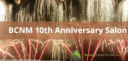 BCNM 10th Anniversary Salon
