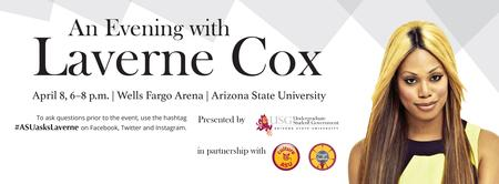 An Evening with Laverne Cox