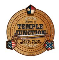 8th Annual Battle of Temple Junction, Civil War...