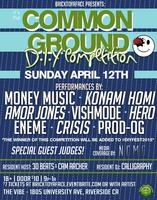 D.I.Y Competition (April 12th)