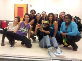 Rebelles Spring Edition Fitness Class - April 7