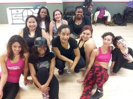 Rebelles Spring Edition Fitness Class - April 14