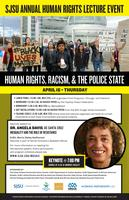 2015 Human Rights Lecture Event: Human Rights, Racism,...