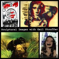 Sculptural Glass with Imagery w/ Gail Stouffer...