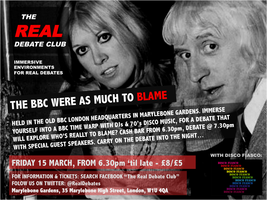 "The Inaugural Lost Debate: ""Jimmy Savile: The BBC were..."