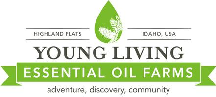 Young Living Spring Planting at Highland Flats, ID