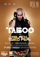 Grammy Winning Superstar - Taboo of the BLACK EYED...