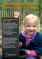 Little Piggies Toddler Group Farmyard Party